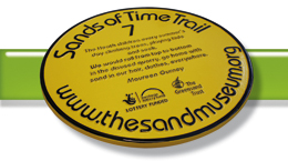 Sands of Time Trail Disc Picture