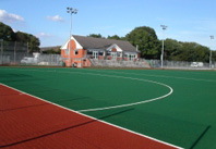 Sports pitch Pic
